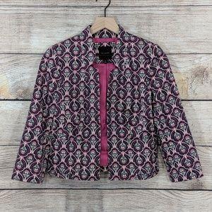 The Limited paisley print blazer
